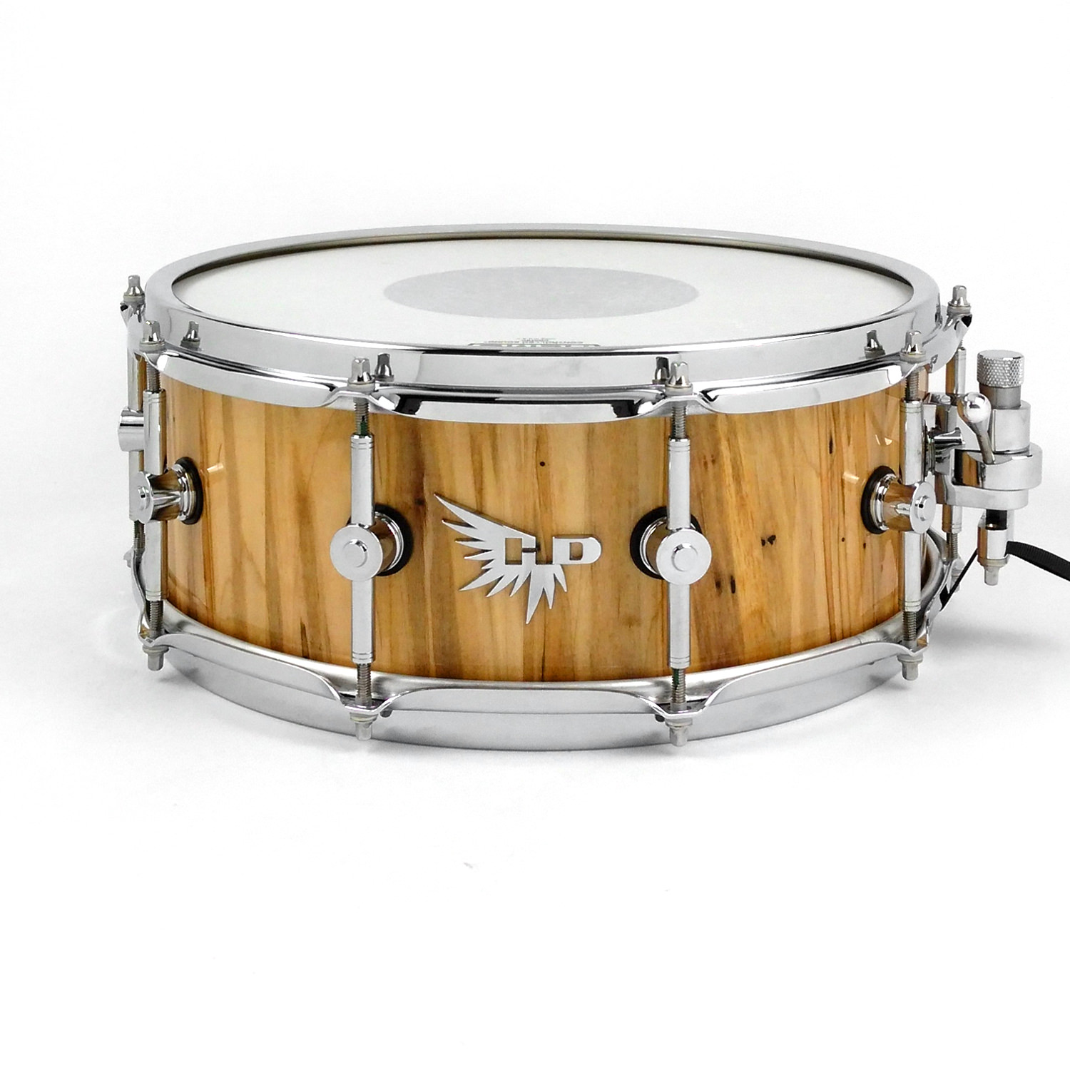Best Snare Drum Ambrosia Maple Hendrix Drums Stave