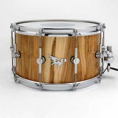 Snare Drum Ambrosia Maple Hendrix Drums Stave