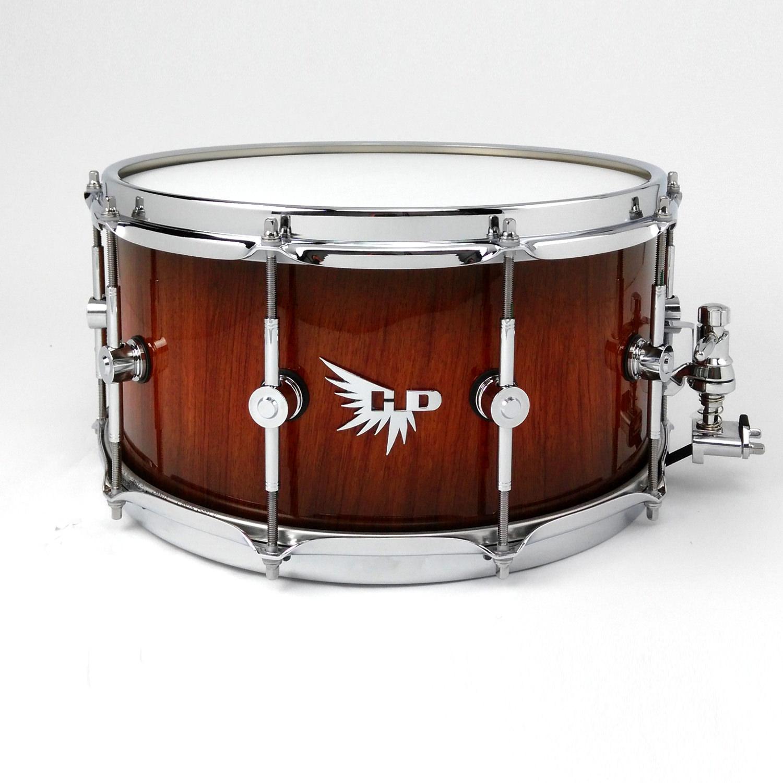 Best Snare Drum Bubinga Hendrix Drums Stave 14x6.5
