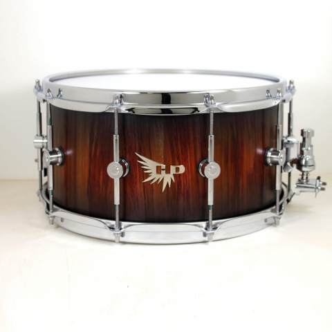 Chris Kee Snare Drum Bubinga Stave Hendrix Drums