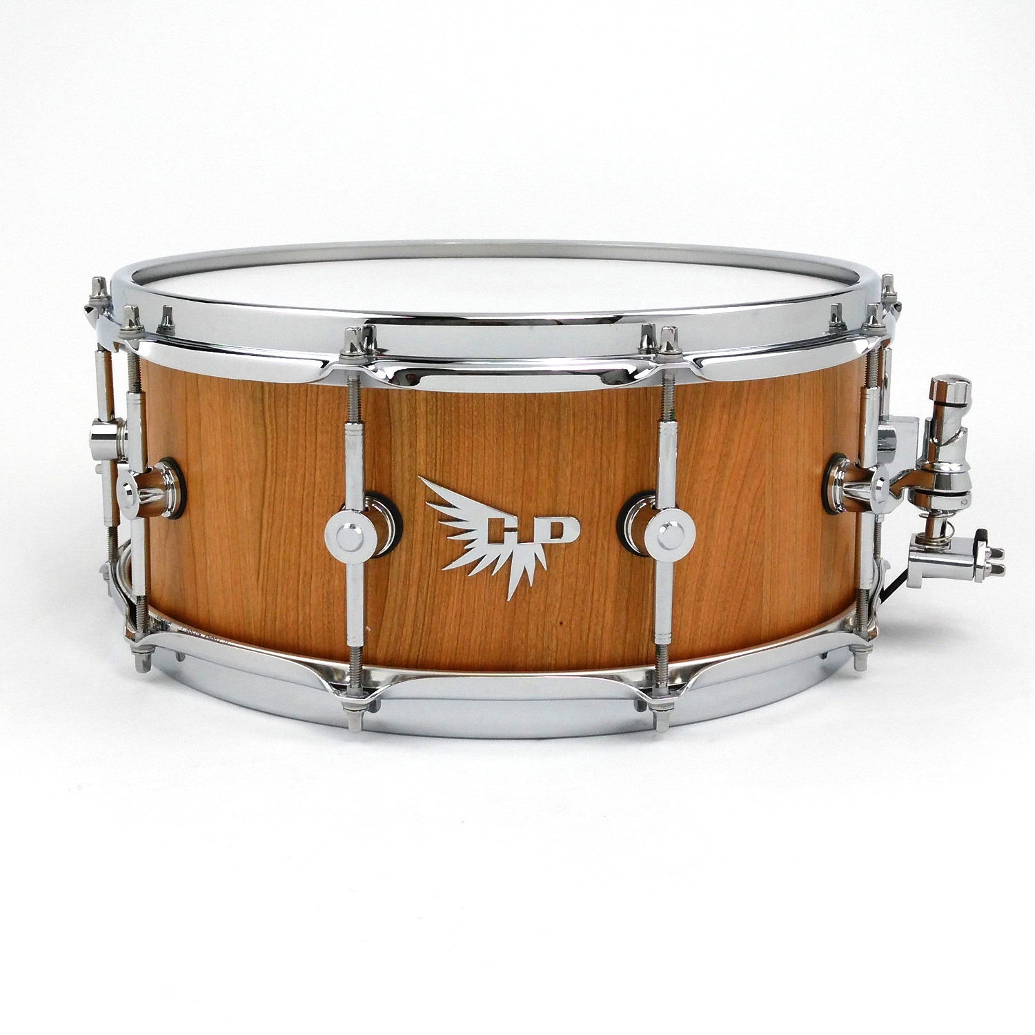 Cherry Snare Drum Stave HD Drums