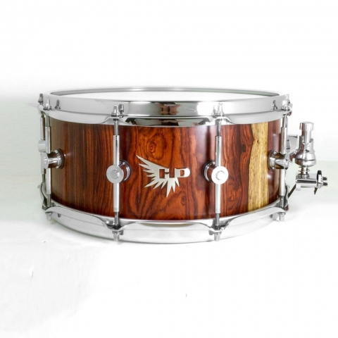 Cocobolo Snare Drum Exotic Hendrix Drums Stave