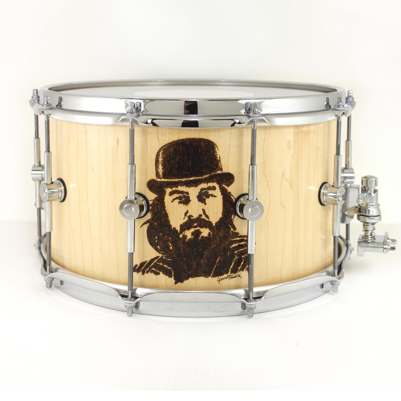 John Bonham Snare Drum Hendrix Drums Ludwig