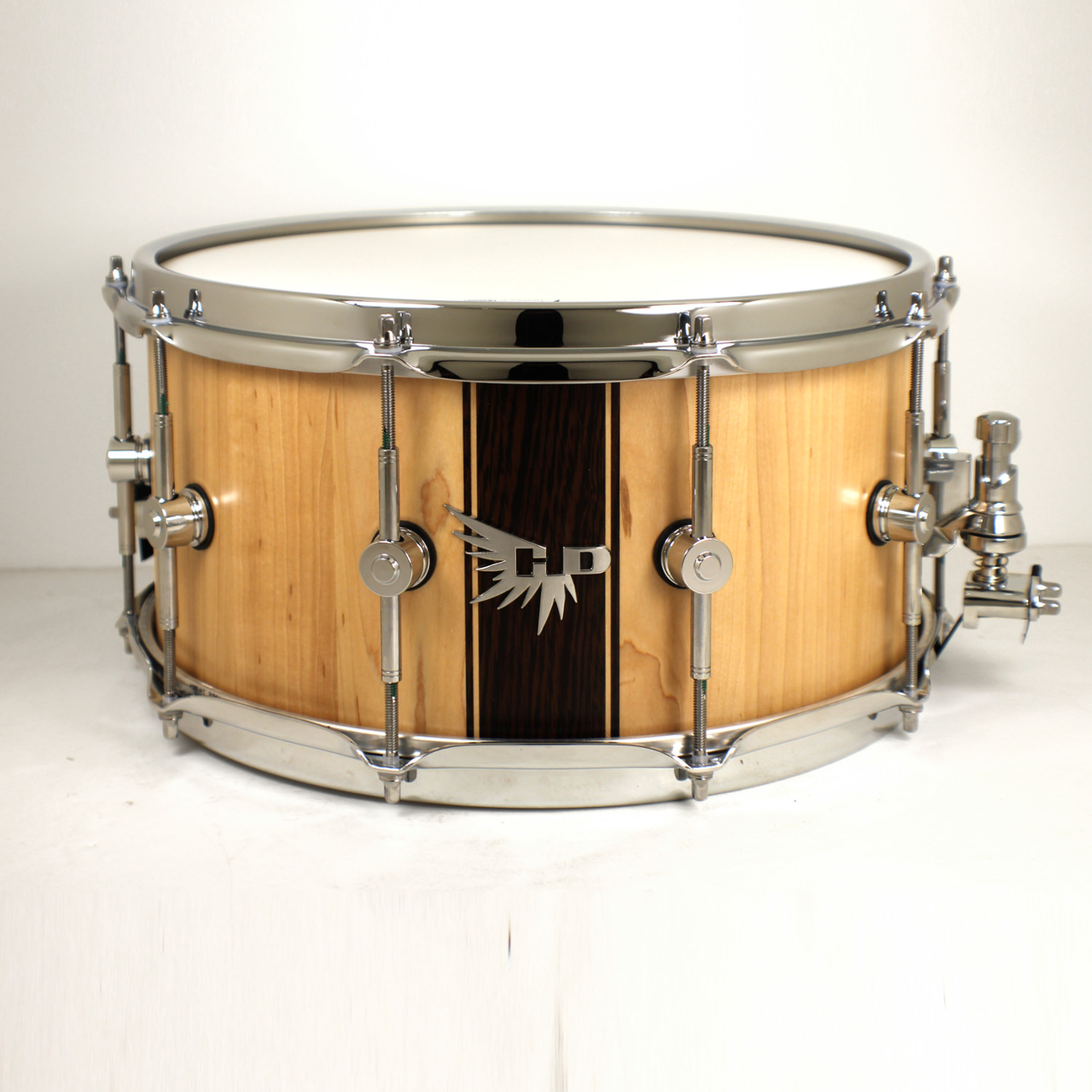 Maple Snare Drum Best Hendrix Drums Stave Tama HD