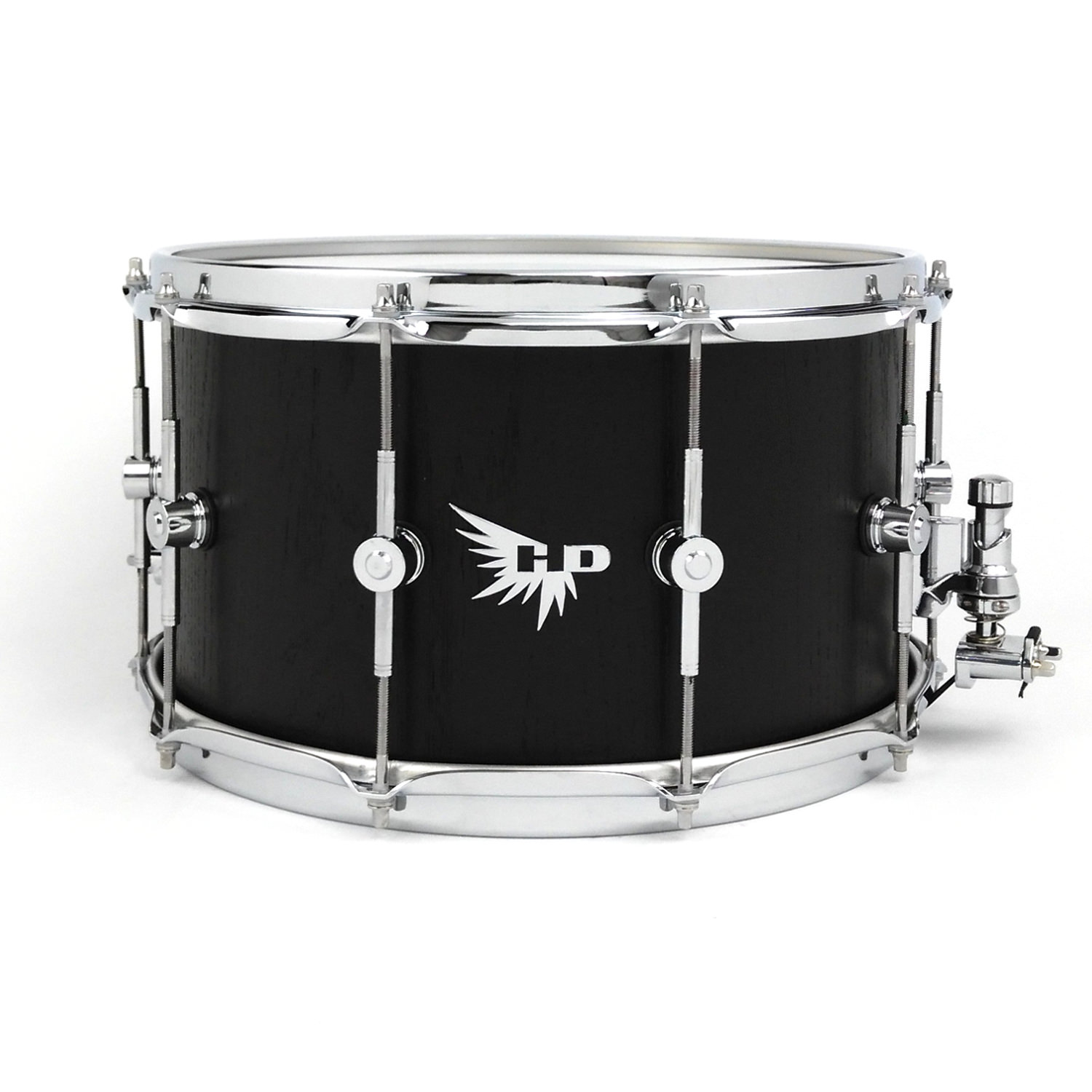 Hendrix Drums Stave Snare Drum Oak Black Best Snare Drum DW Tama