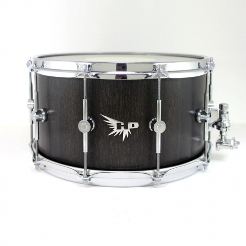 Lester Estelle Snare Drum Oak Stave Hendrix Drums Kelly Clarkson