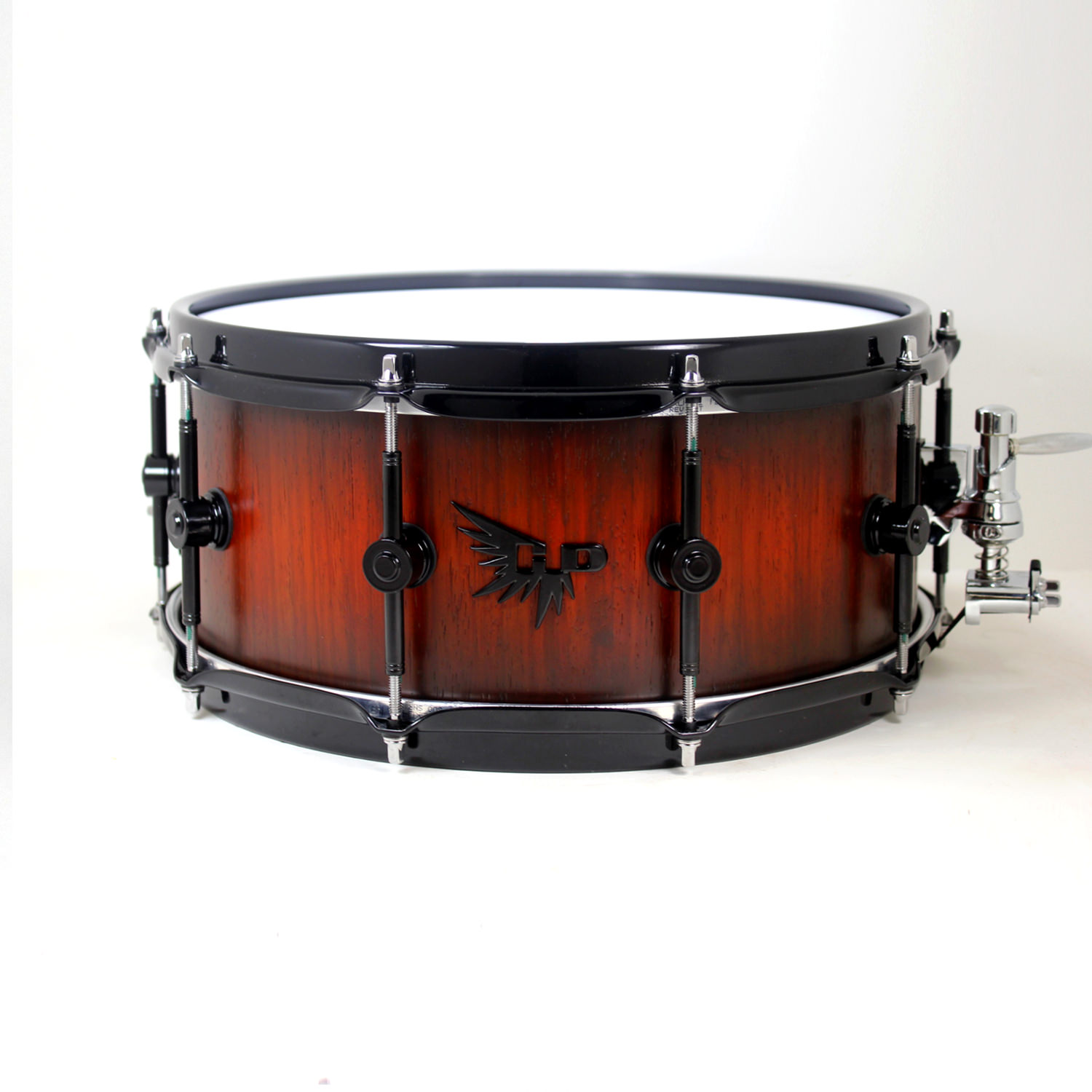 Jasper Huang Padauk Snare Drum HD Hendrix Drums stave Craviotto Best