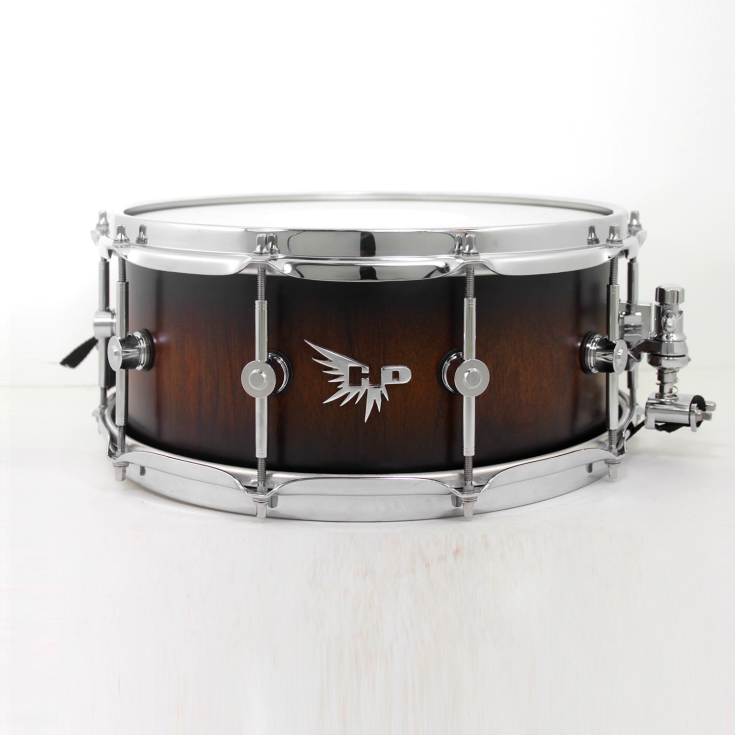 Walnut Hendrix Drums Stave Snare Drum HD Best