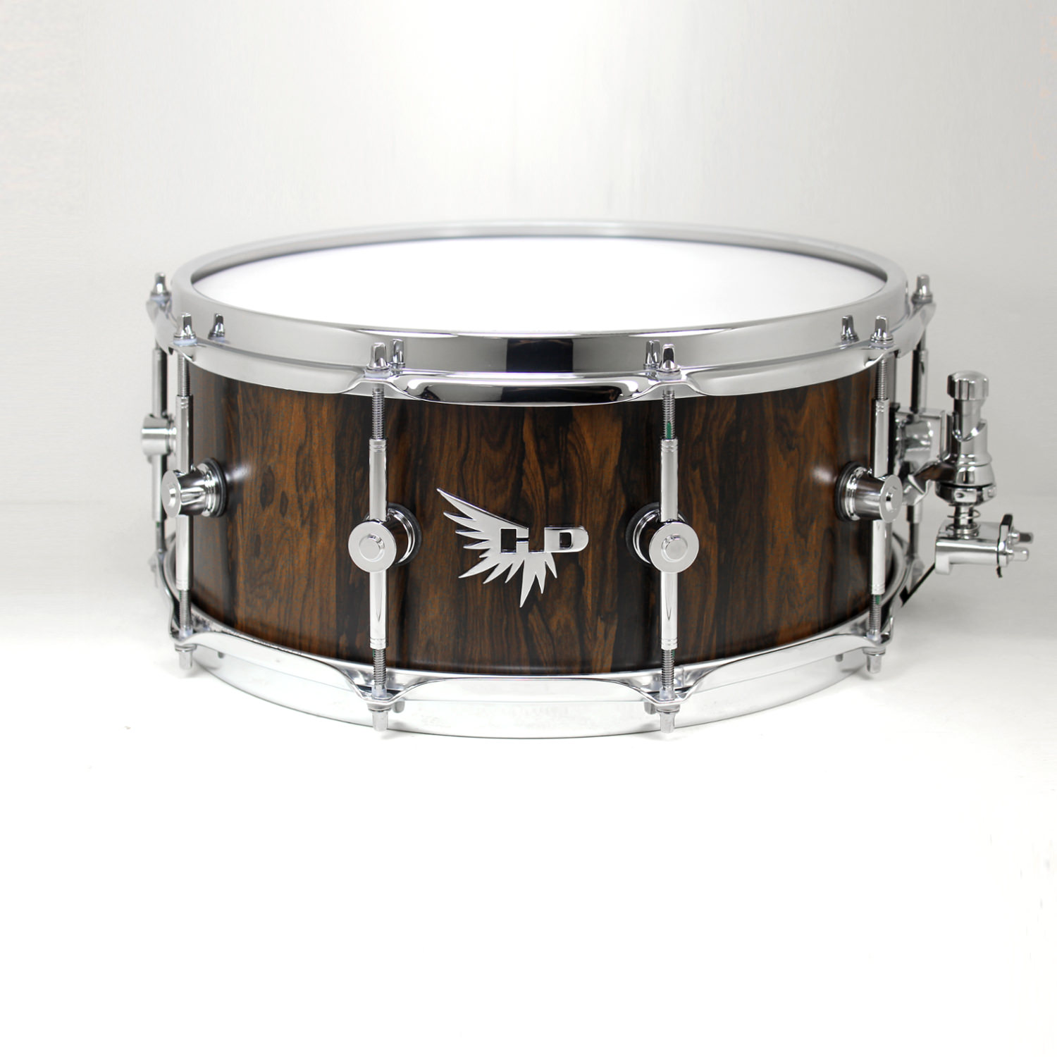 Best Snare Drum Exotic Zircote Hendrix Drums Stave HD Craviotto